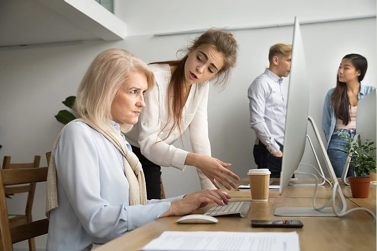 Generational Conflict at Work